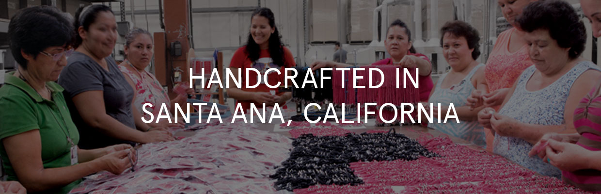 Made in California, USA