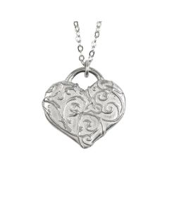 Christian Necklace - Guard Your Heart