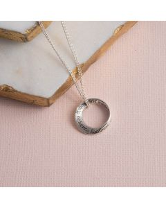 Sterling Silver Necklace - Fruit of The Spirit