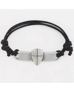 Fashion Christian Bracelet - Shield of Faith