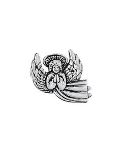 Angel Lapel Pin - Praying/Flying