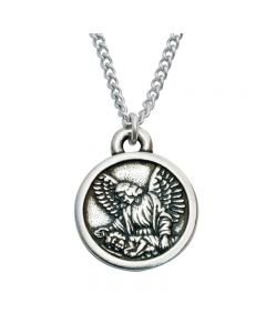 Christian Necklace - Guardian Angel