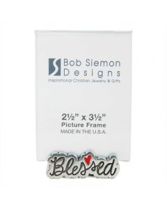Picture Frame - Blessed