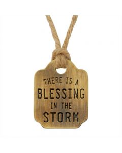 Gift Tag - Blessings in the Storm