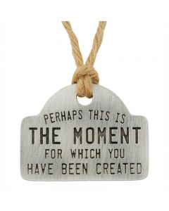 Gift Tag - Perhaps This is The Moment