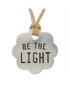 Gift Tag - Be the Light