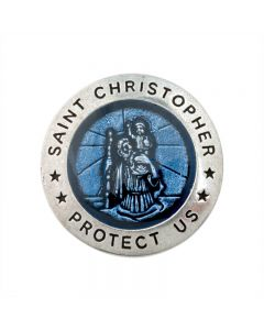 Christian Pocket Token - Saint Christopher