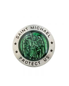 Christian Pocket Token - Saint Michael
