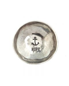 Christian Trinket Dish - Anchor
