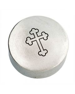 Christian Trinket Box - 3-Tipped Cross