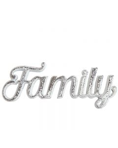 Wall Accent - Family