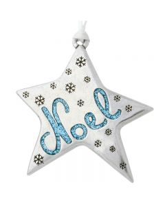 Christmas Ornament - Noel Star